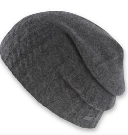 HAT BEANIE ADORE CHARCOAL GRAY