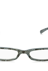 PEEPERS READING GLASSES READERS PYTHON BLUE +1.25