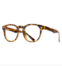 BLUE PLANET EYEWEAR GLASSES READERS INDIE HONEY TORTOISE