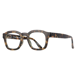 BLUE PLANET EYEWEAR GLASSES READERS TOPA LIGHT BROWN TORTOISE