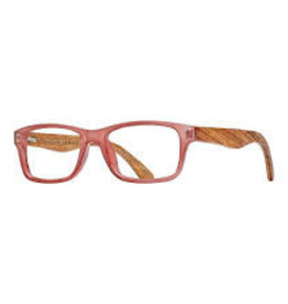 BLUE PLANET EYEWEAR READERS OJAI ROSE 1.25