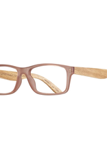 BLUE PLANET EYEWEAR GLASSES READERS AVALON FROST ROSE