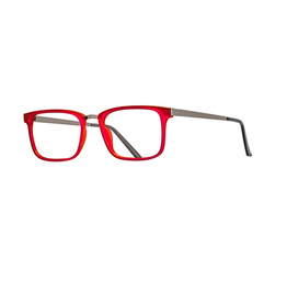 BLUE PLANET EYEWEAR GLASSES READERS MILLER RED