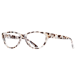 BLUE PLANET EYEWEAR GLASSES READERS LUCI IVORY TORTOISE