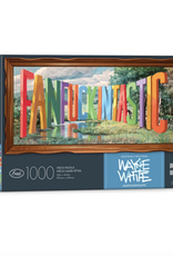 FRED PUZZLE 1000 PIECE FANF**KINTASTIC