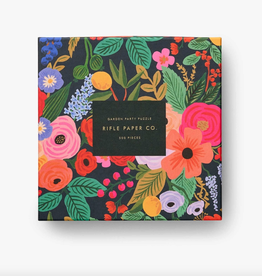 RIFLE PAPER COMPANY PUZZLE 500PC GARDEN PARTY