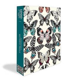 PUZZLE BUTTERFLIES 1000PCS PAPER SOURCE