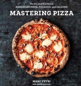 PENGUIN RANDOM HOUSE MASTERING PIZZA