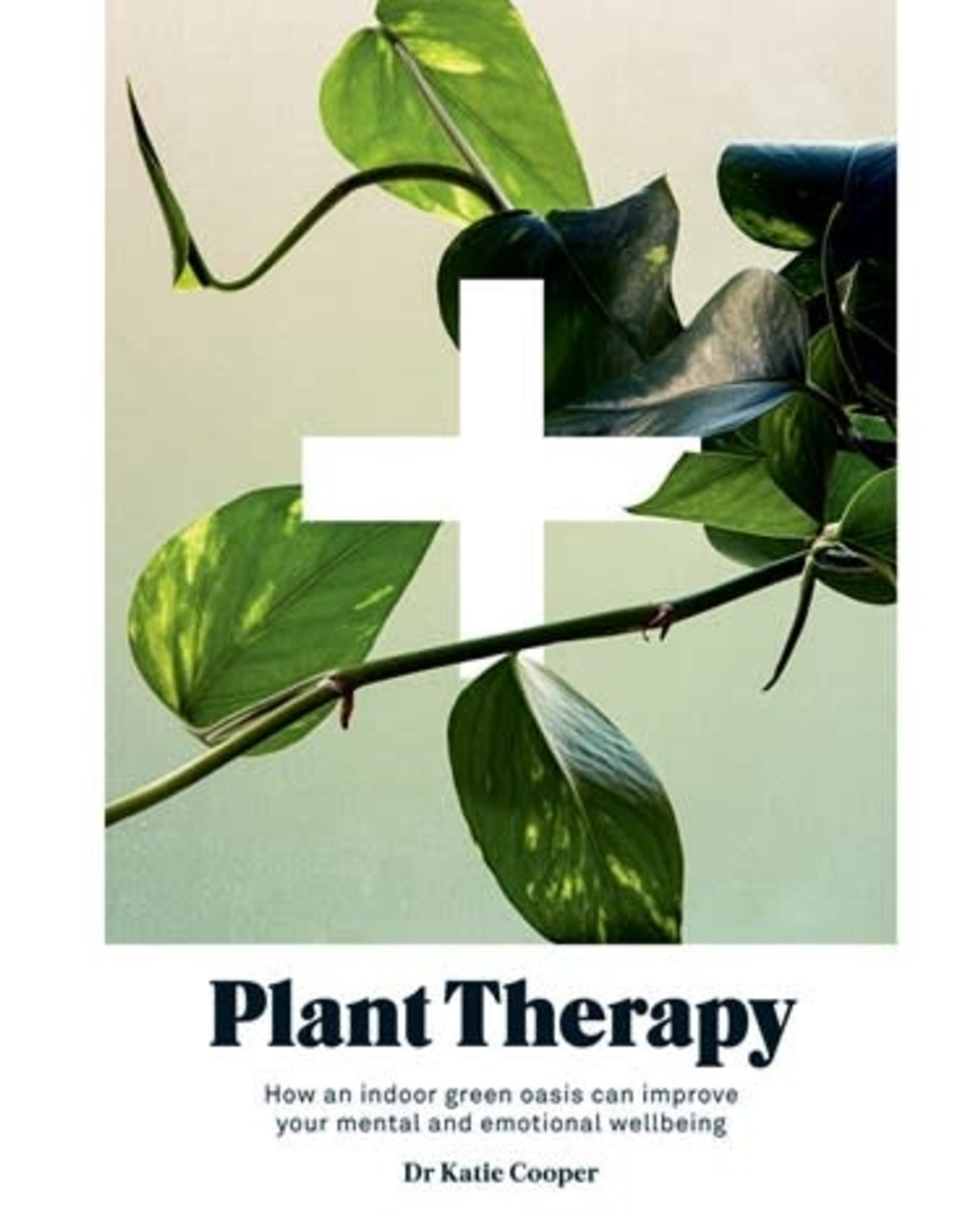 CHRONICLE BOOKS PLANT THERAPY