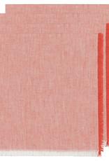 NAPKIN CLOTH 18X18 INCH HEIRLOOM CLAY RED