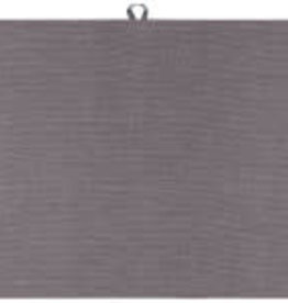 NOW DESIGNS TOWEL DISH 18X28 LINEN SHADOW GREY