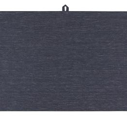 TOWEL DISH 18X28 LINEN MIDNIGHT BLACK