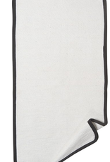 NOW DESIGNS TOWEL OVEN 14X26 WHITE