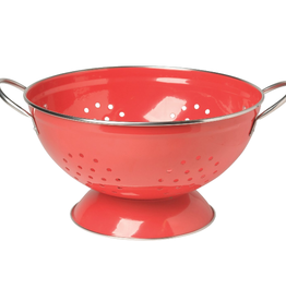NOW DESIGNS COLANDER 3 QUART RED
