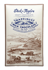 DICK TAYLOR CANDY CHOCOLATE BAR HAZELNUT MILK