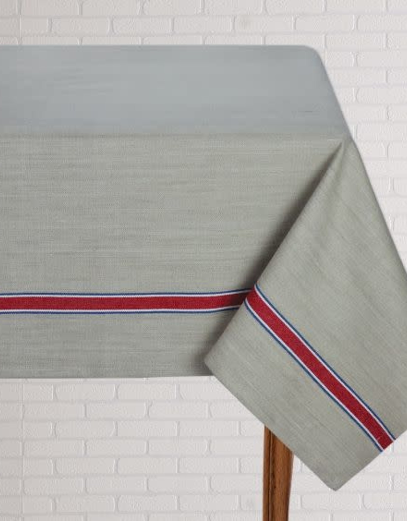 TABLECLOTH FRENCH LAUNDRY RED 60 X 90