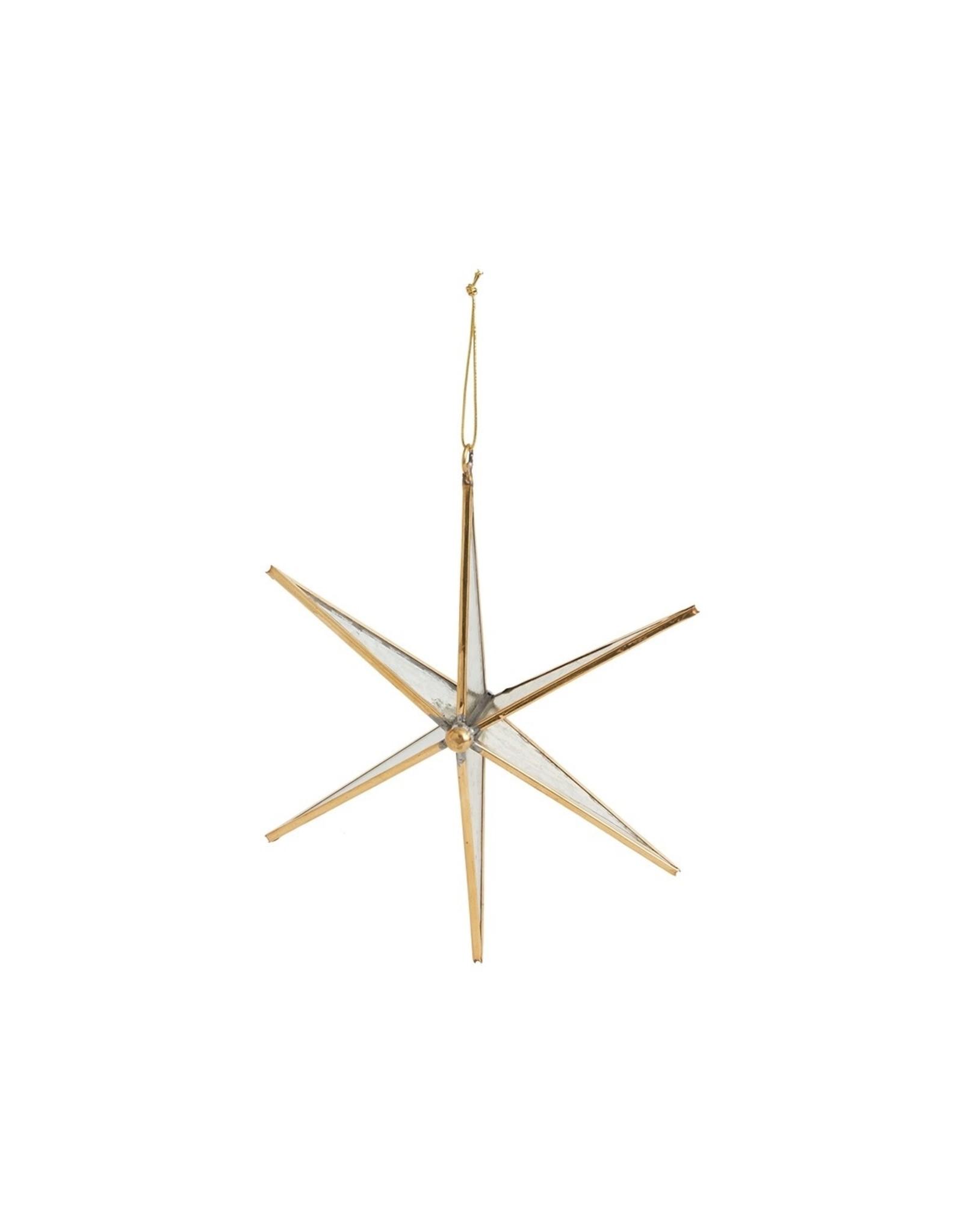 ORNAMENT NORTHERN STAR