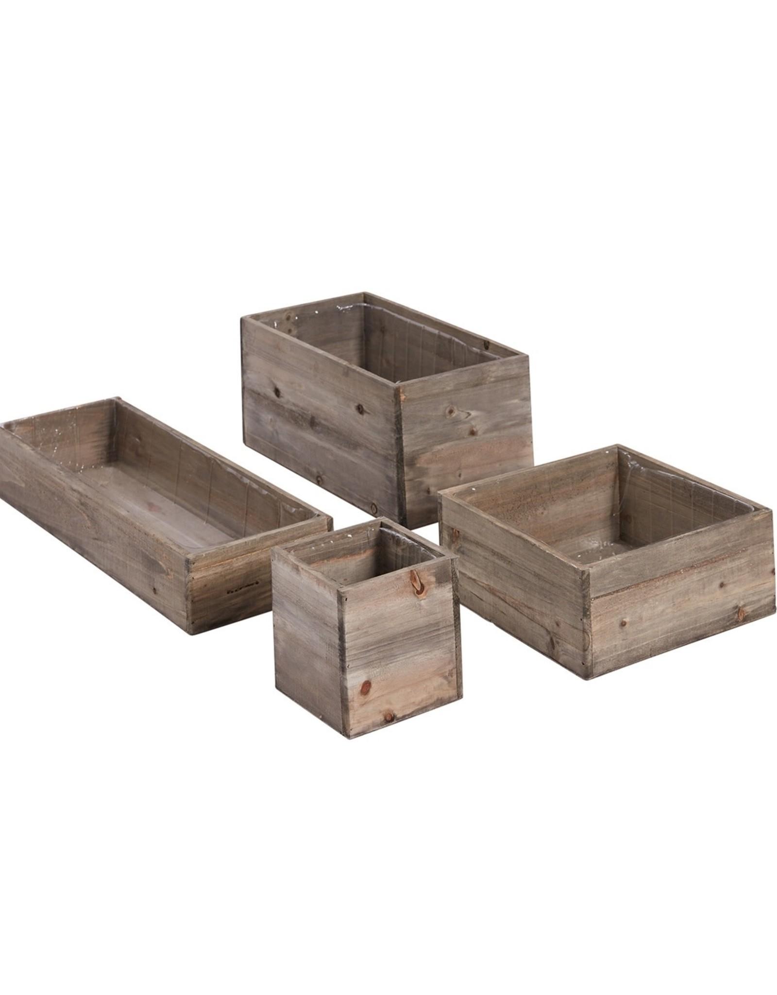 WOODLAND PLANTER BOX