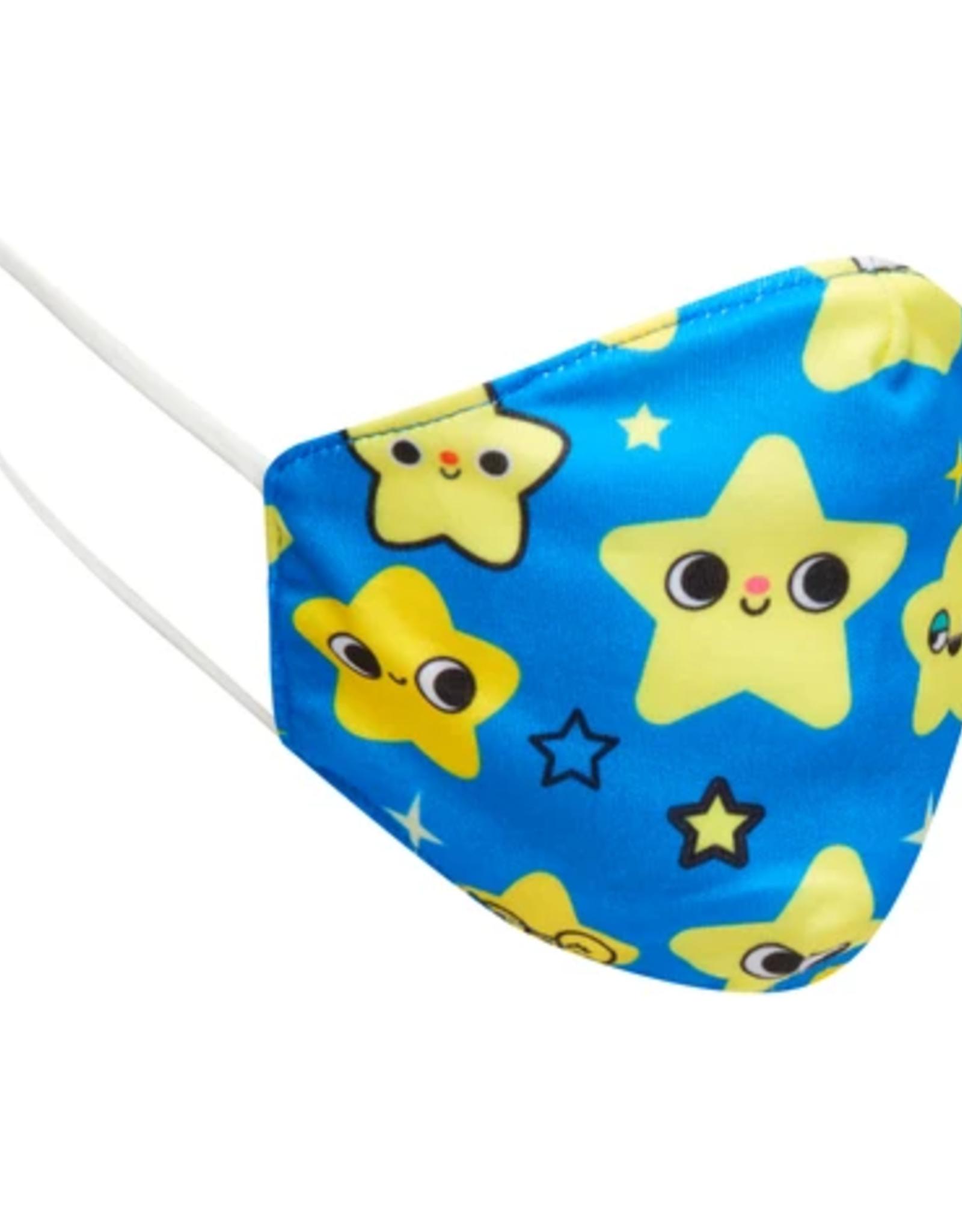 PANGO PRODUCTIONS FACE MASK KIDS CLOTH STARS