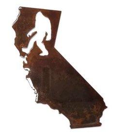 MAGNET BIGFOOT IN CALIFORNIA