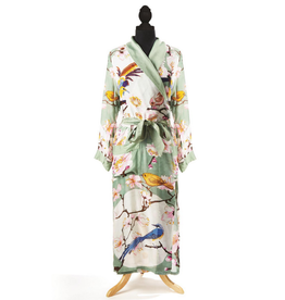 ROBE BLOSSOM AND BIRDS