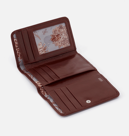 HOBO WALLET JILL CHOCOLATE