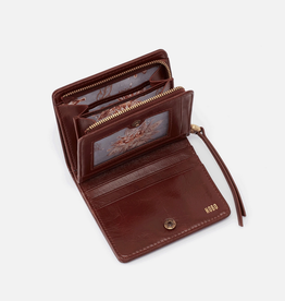 HOBO WALLET REEN CHOCOLATE
