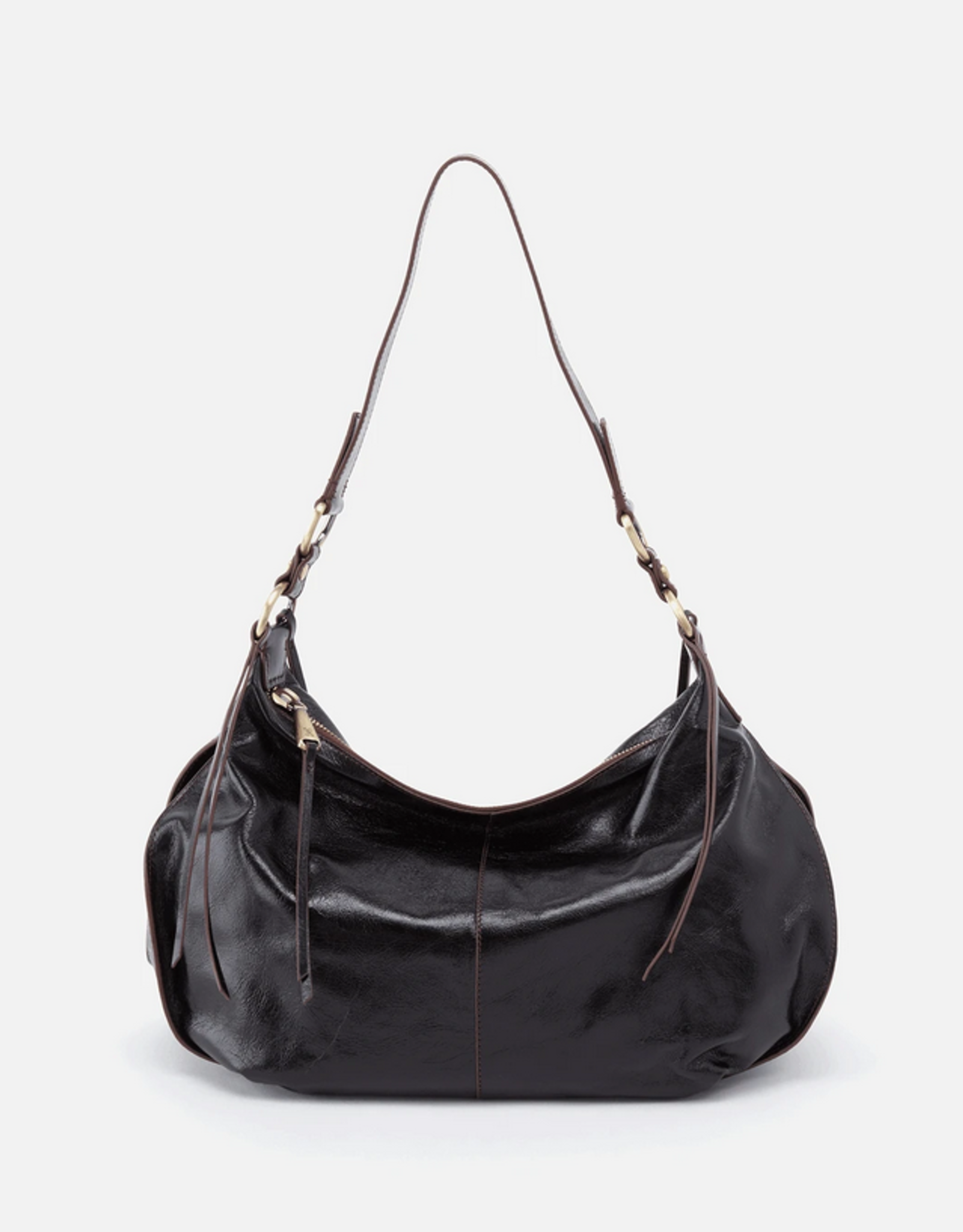 HOBO PURSE LENNOX BLACK