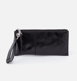 HOBO PURSE WRISTLET VIDA BLACK