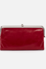 HOBO WALLET LAUREN GARNET