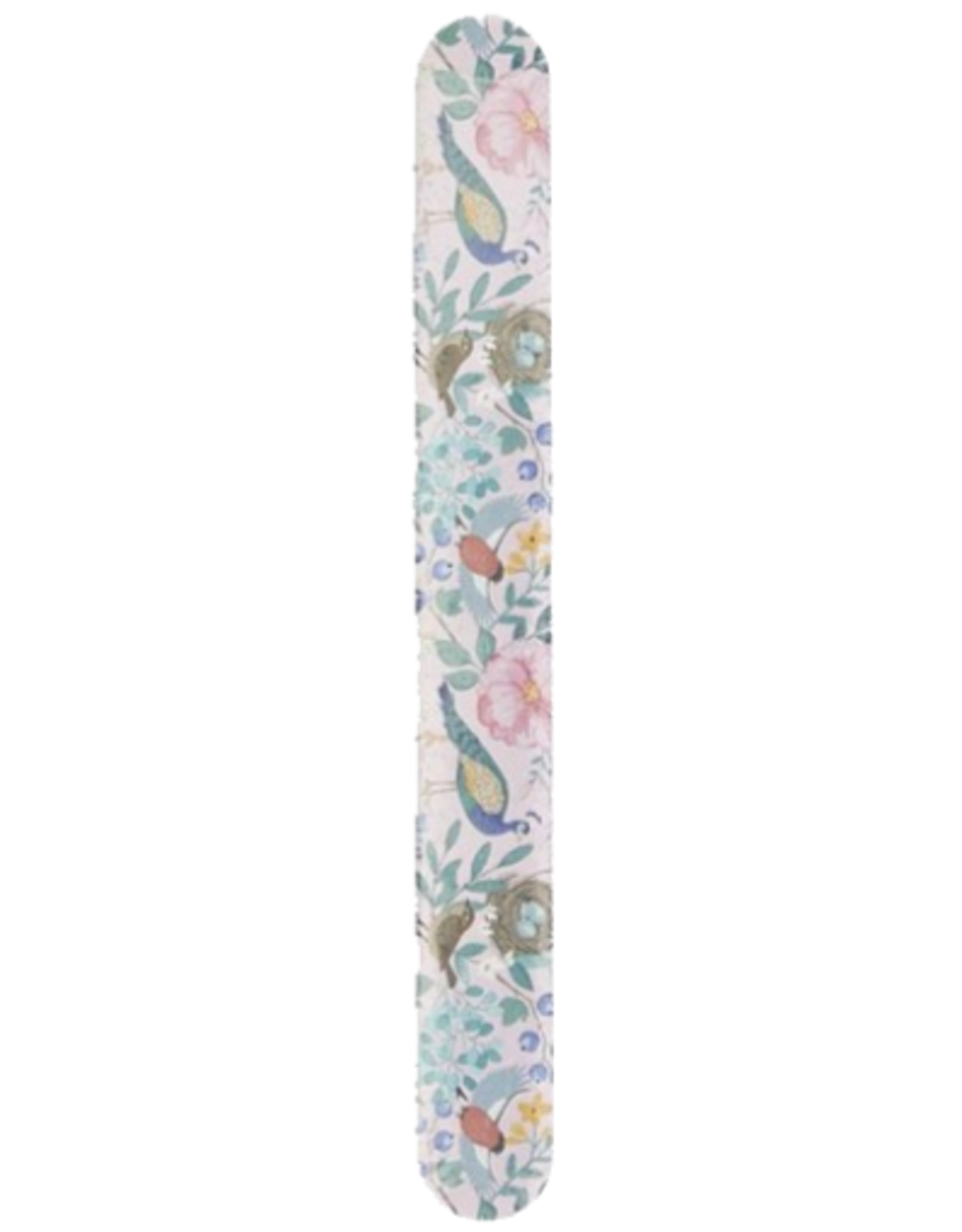 EMERY BOARD BIRDS OF A FEATHER PINK