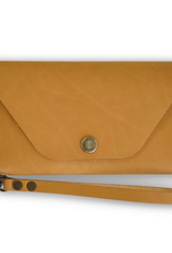 BAG CLUTCH RUSTICO CONTINENTAL BUCKSKIN