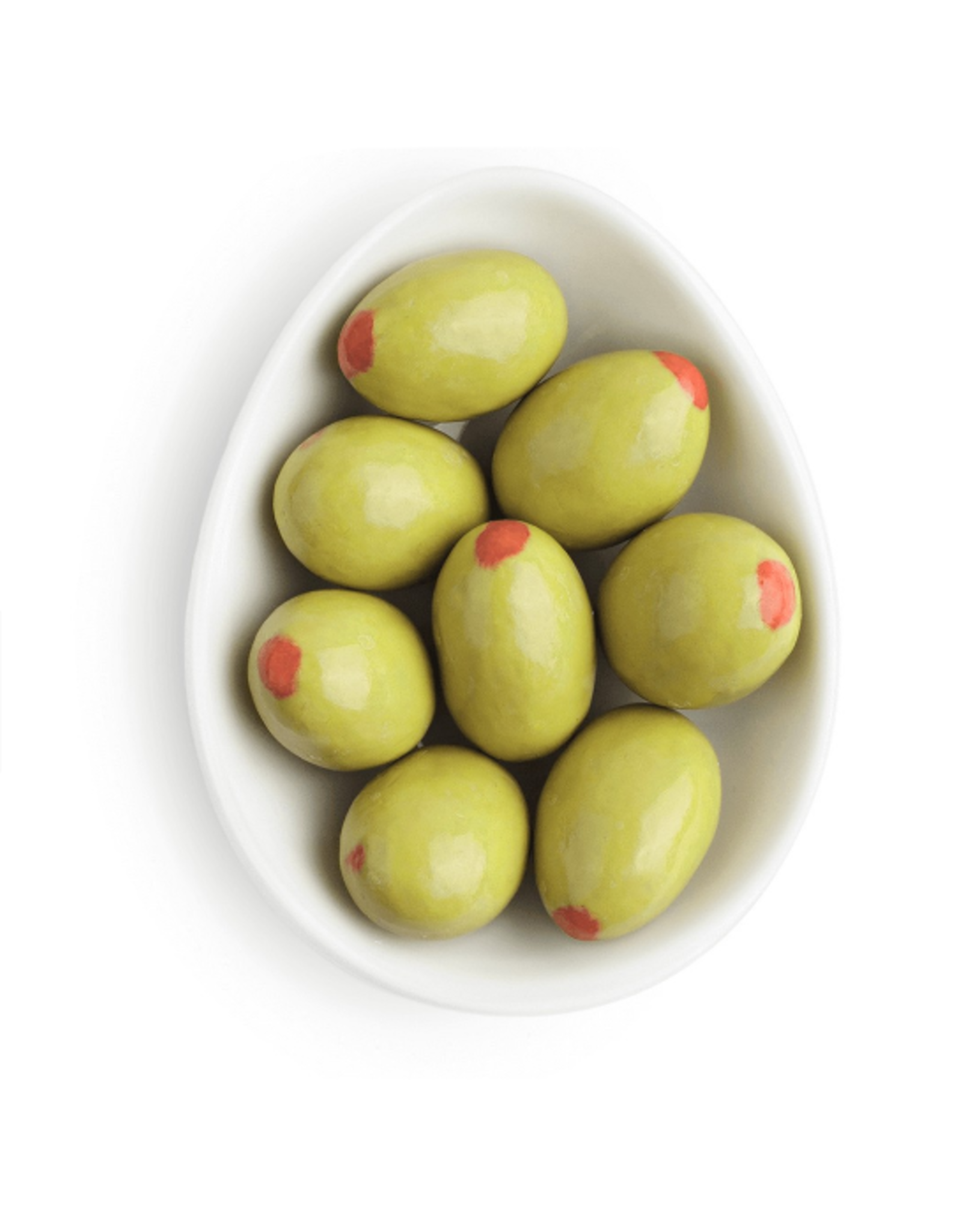 CANDY ALMONDS MARTINI OLIVE SMALL