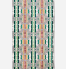 PENDLETON TOWEL OVERSIZED JACQUARD CHIEF JOSEPH GREY