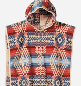PENDLETON TOWEL KIDS HOODED CANYONLANDS DESERT SKY