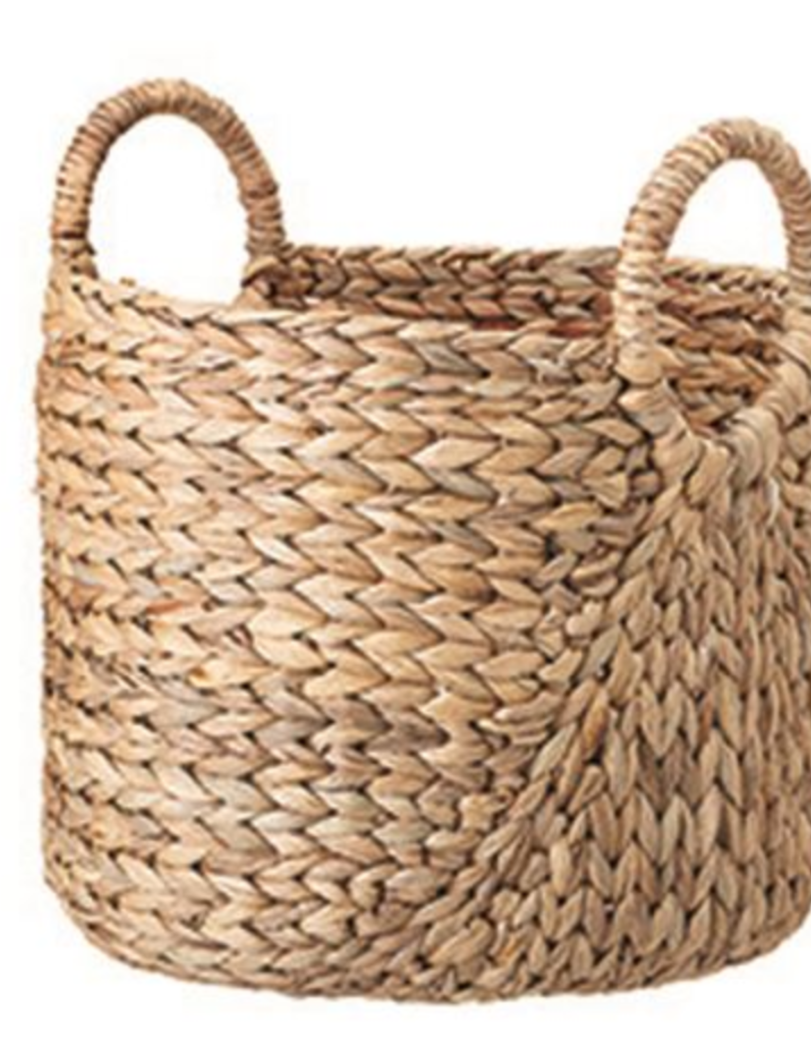 BASKET SEAGRASS WITH HANDLES