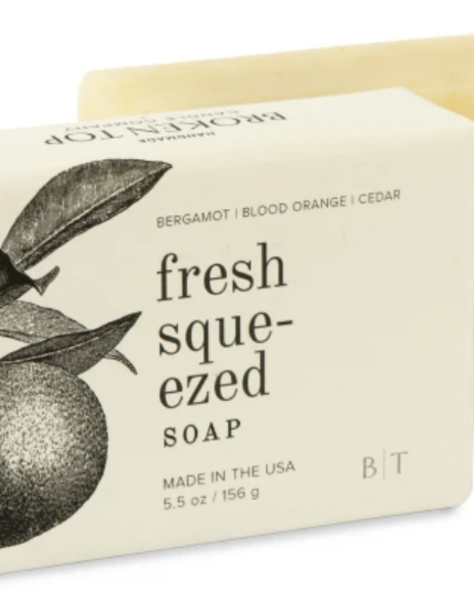 SOAP BAR FRESH SQUEEZED 5.5 OZ