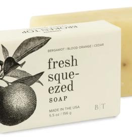 SOAP BAR FRESH SQUEEZED 5.5 OZ