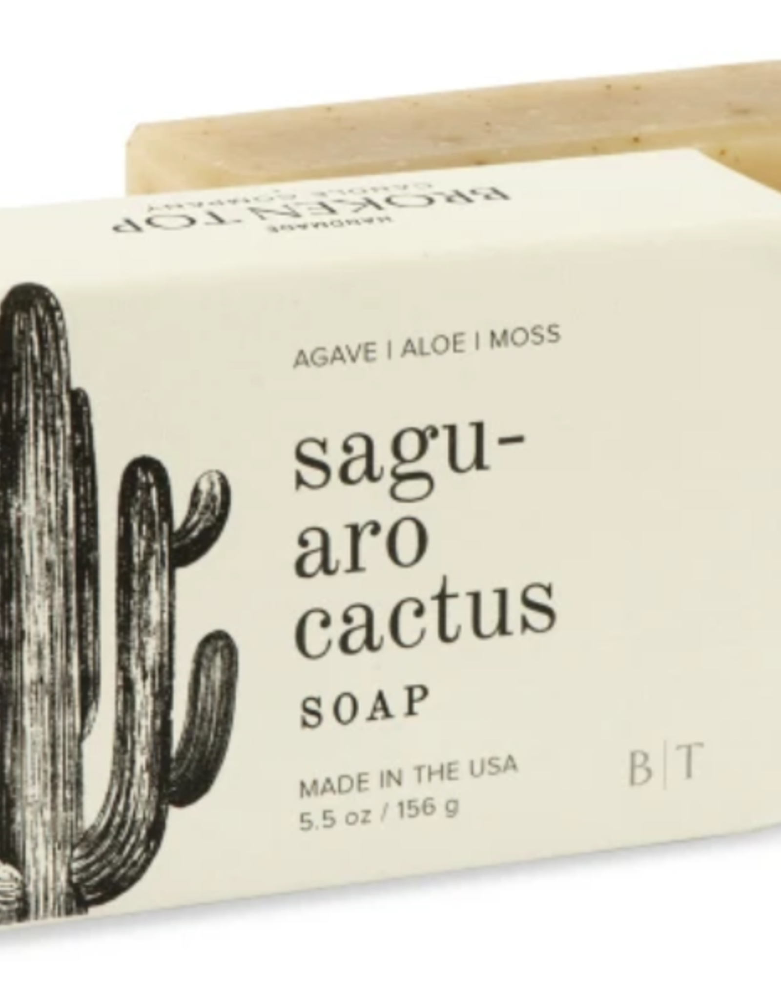 SOAP BAR SAGUARO CACTUS 5.5 OZ