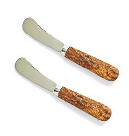 SPREADER KNIFE BARK HANDLE