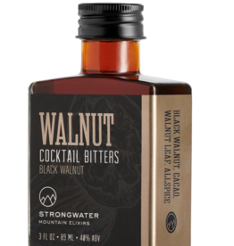 COCKTAIL BITTERS BLACK WALNUT
