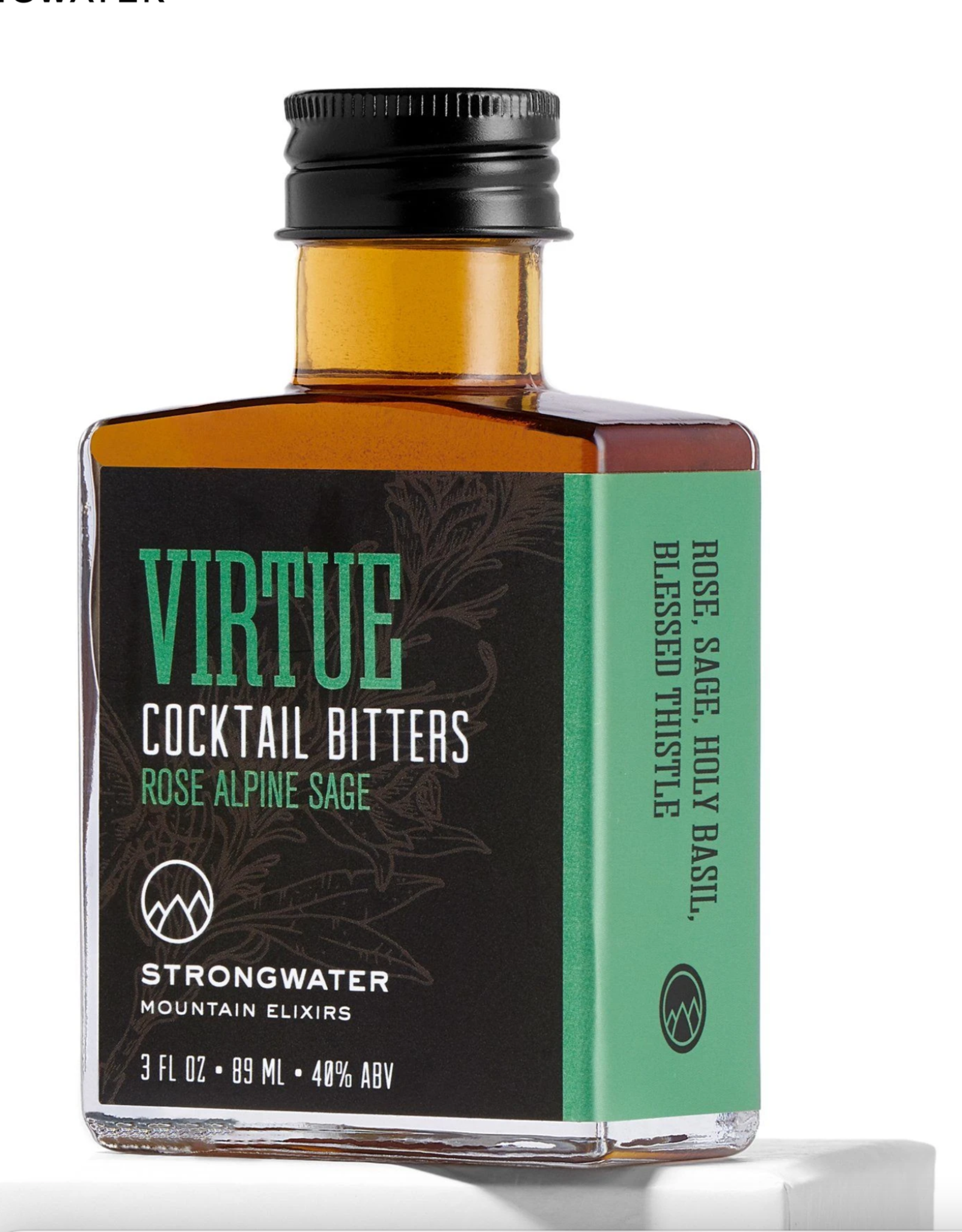 COCKTAIL BITTERS VIRTUE