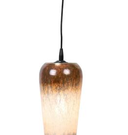 PENDANT LAMP OMBRE GLASS