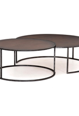 TABLE COFFEE NESTING CATALINA COPPER SMALL