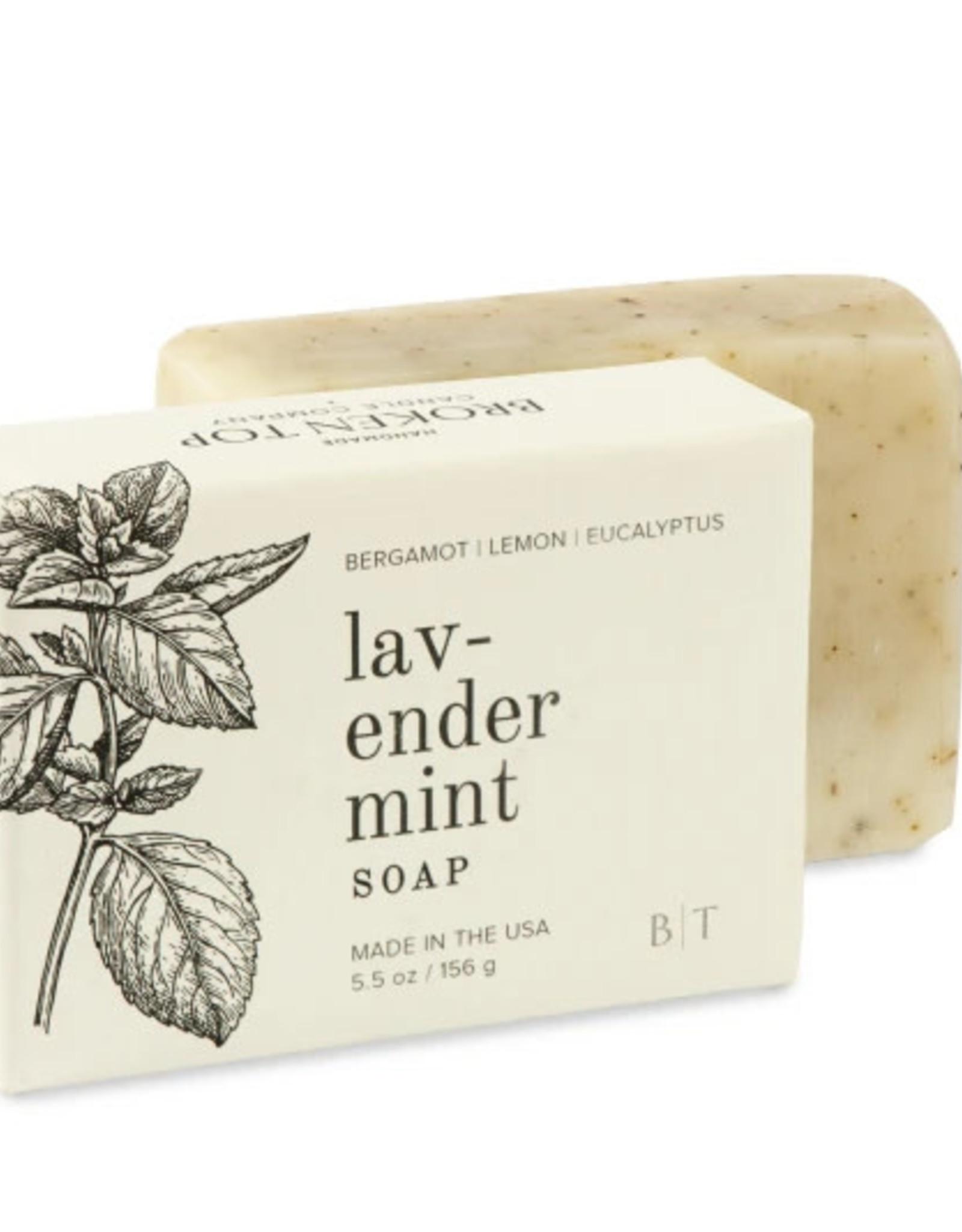 SOAP BAR LAVENDER MINT 5.5 OZ