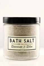 BATH SALTS JAR 16 OZ