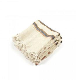 TOWEL FOUTA HARLAN STRIPE 14 X 20