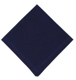 NAPKIN SOLID NAVY BLUE 18 X 18