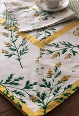 TABLECLOTH MEADOW WHITE