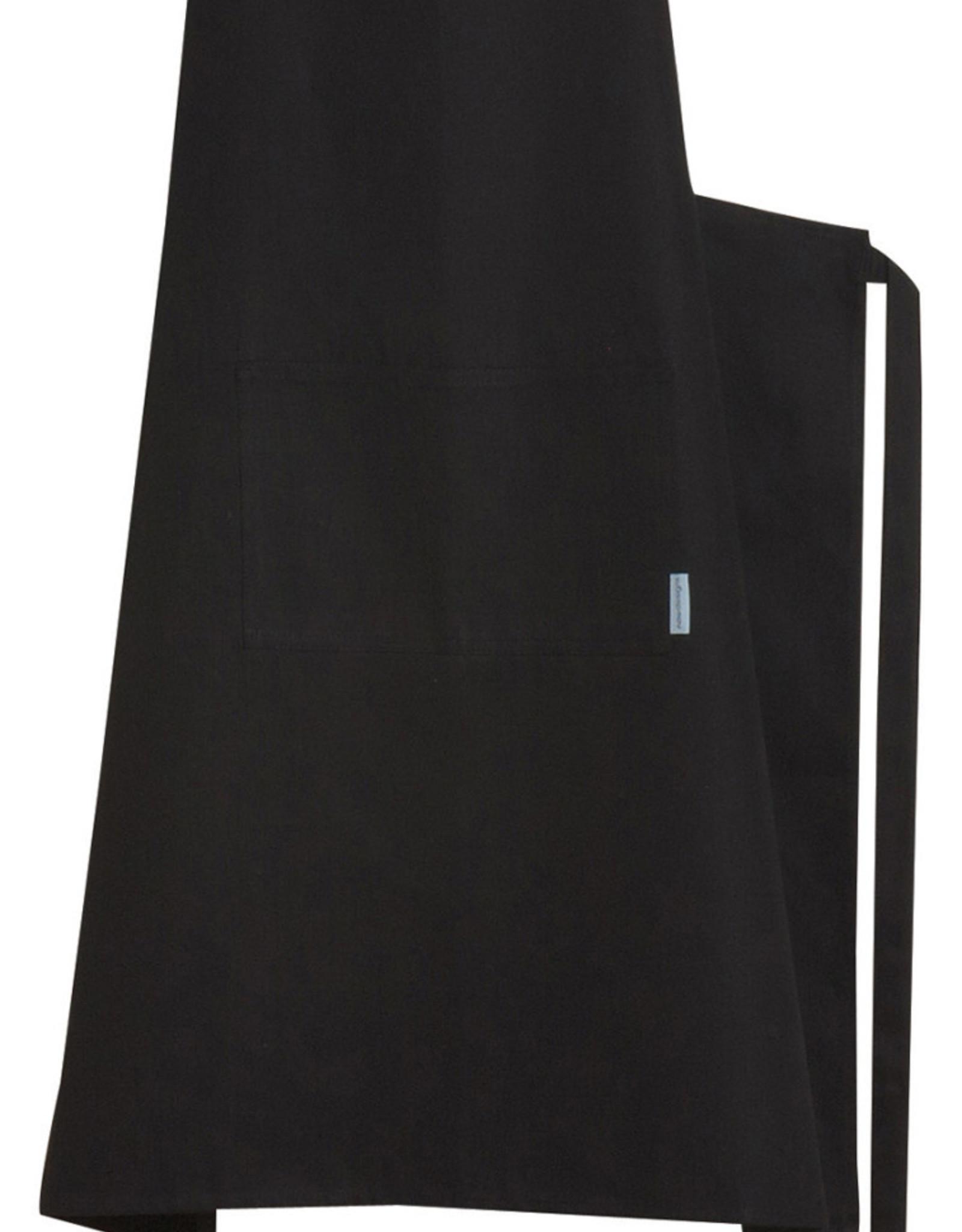 APRON CHEF BLACK